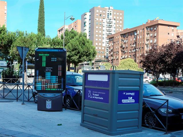 Leganés cerró 2018 con un notable aumento en la recogida de envases, vidrio, papel y cartón, pilas y materiales voluminosos
