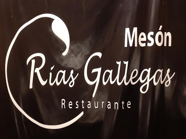 RESTAURANTE RIAS GALLEGAS