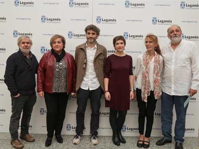El dramaturgo David Barreiro, ganador del I Certamen AnimaT.Sur de Textos Teatrales de Leganés