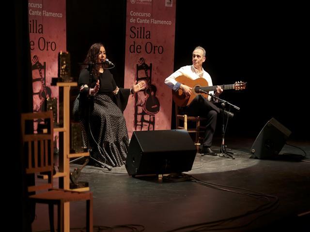 María del Carmen González, Belén Vega y Antonio Haya competirán el próximo sábado por la Silla de Oro 2019