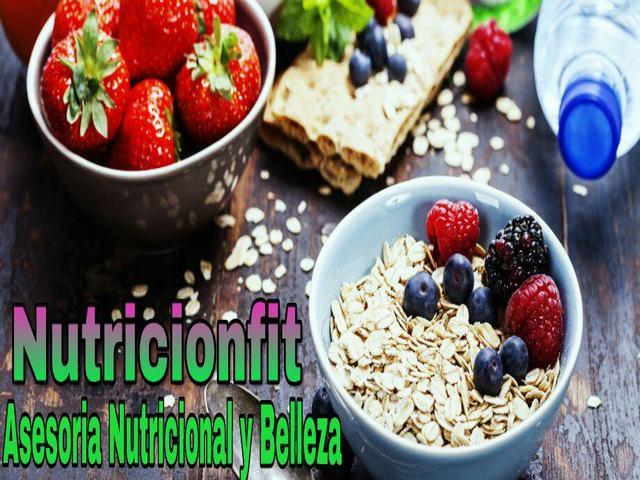 NUTRICION FIT