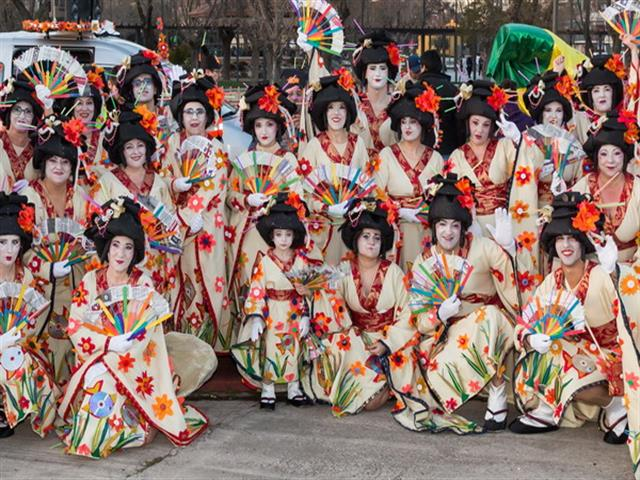 Desde el próximo viernes 9 al domingo 11 de febrero se celebrarán los Carnavales de Torrejón de Ardoz con la Fiesta Infantil de los Guachis, el Gran Desfile de Disfraces, King África y el Desfile del Entierro de la Sardina