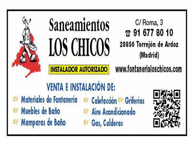 FONTANERIA LOS CHICOS