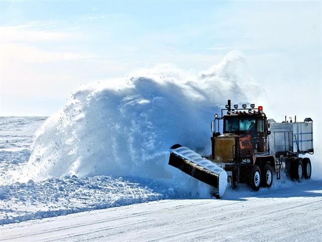 Torrejón de Ardoz ya tiene a punto su maquinaria para hacer frente a las posibles nevadas y heladas