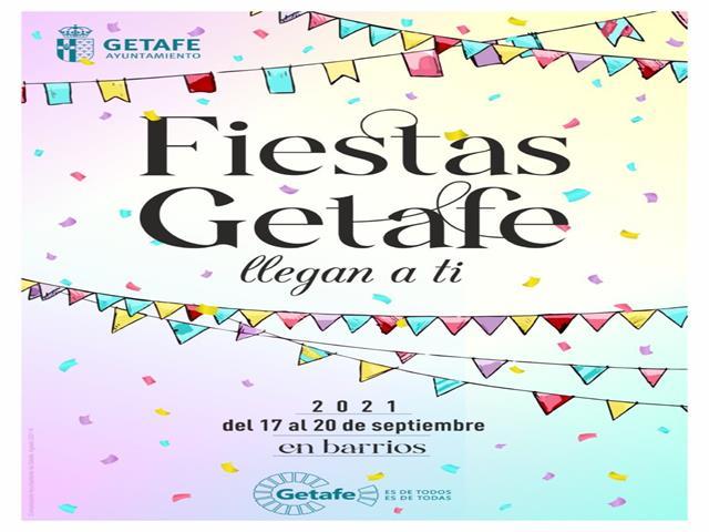 Getafe presenta la programación cultural de las fiestas con importantes medidas de seguridad