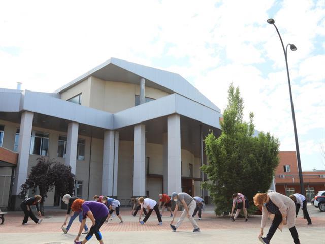 Nuevo programa de actividades de verano para las personas mayores de Getafe