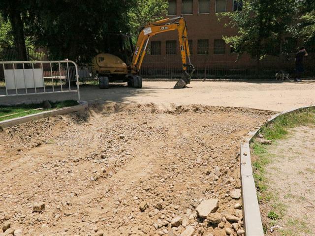 Remodelación de los caminos del Parque de Castilla La Mancha
