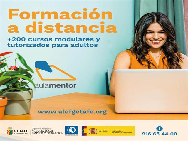 ALEF amplía su oferta de formación a distancia con la creación de Aula Mentor
