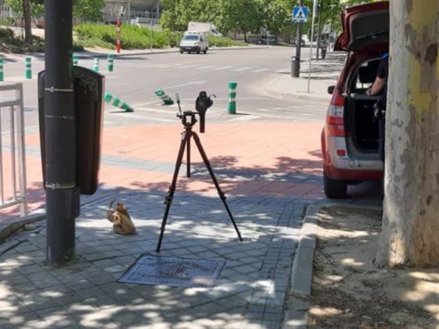El 98'8 % de los getafenses cumplen los límites de velocidad en el casco urbano