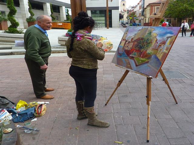 Getafe celebrará su Certamen Nacional de Pintura Rápida el próximo 11 de septiembre