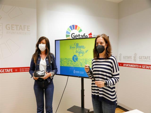 Getafe ofrece relojes geolocalizados para personas mayores