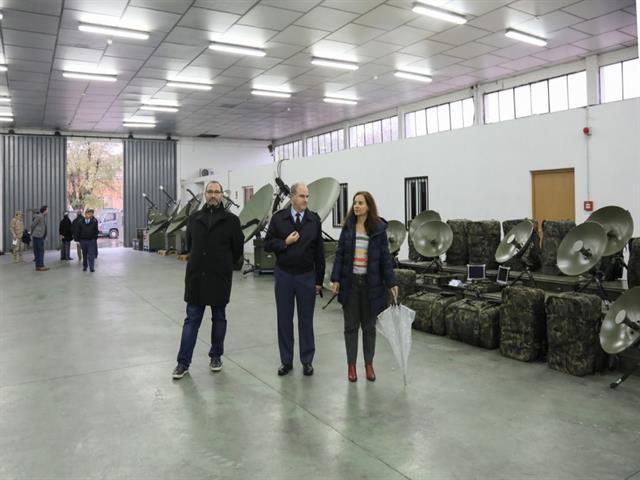 Sara Hernández anuncia un acuerdo con el Ministerio de Defensa para adquirir parte del ACAR