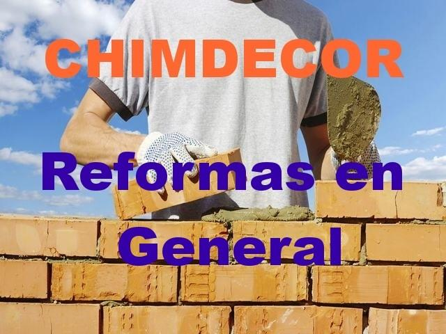 REFORMAS CHIMDECOR