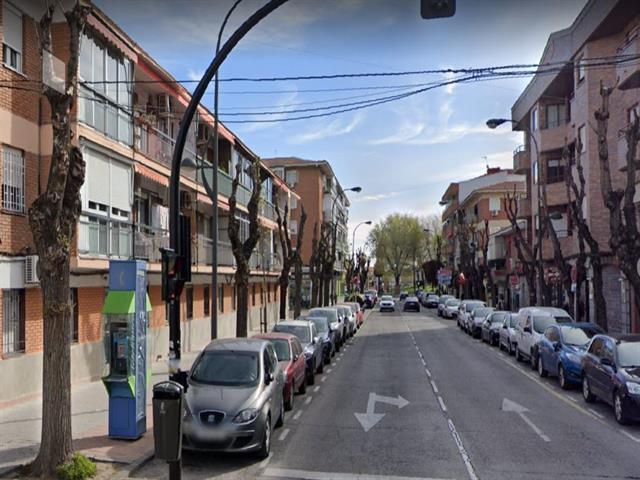 Comieza la renovación de la avenida General Palacio