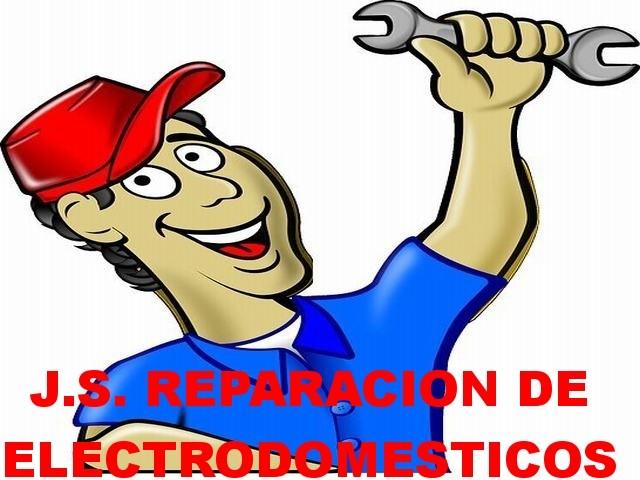 J.S., REPARACIÓN DE ELECTRODOMÉSTICOS, REPARACIÓN DE LAVADORAS, LAVAVAJILLAS, HORNOS Y FRIGORÍFICOS