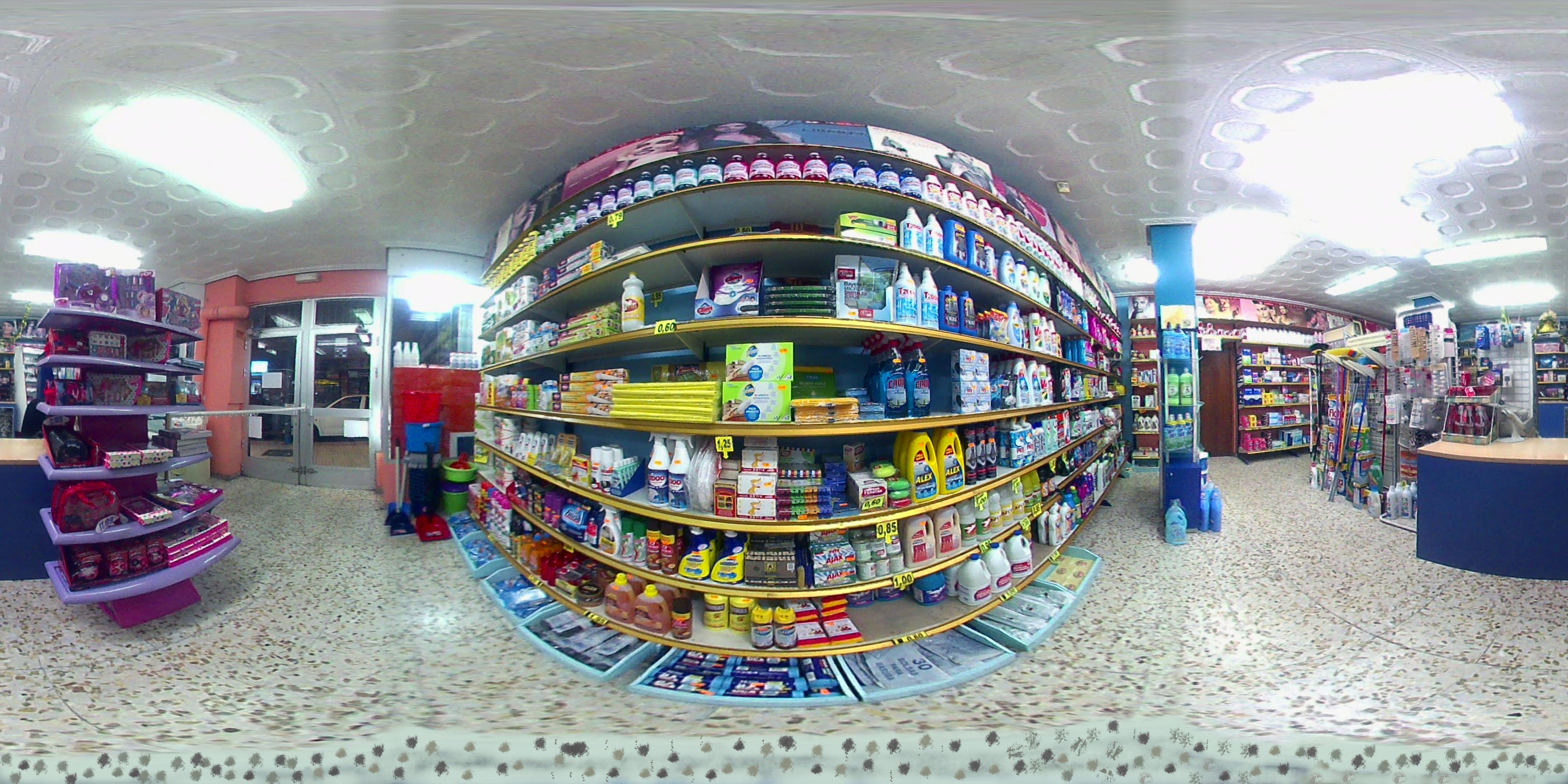 LOPEZ, PERFUMERÍA, DROGUERÍA, PINTURAS, COSMÉTICA