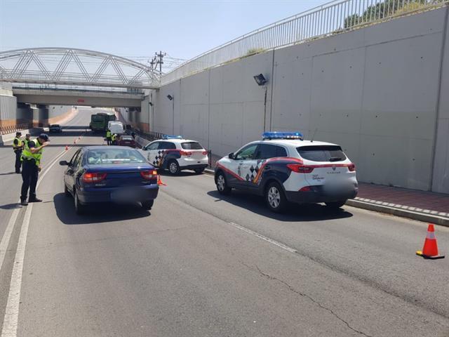 Policía Local de Getafe realiza 51 intervenciones por ruidos en viviendas y vía pública en la última semana