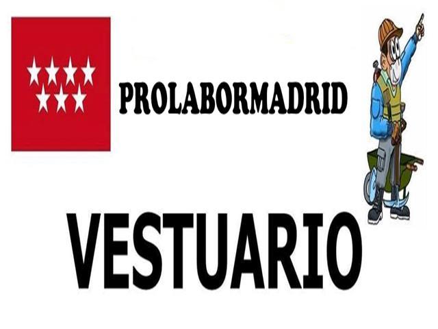 PROLABORMADRID, ROPA DE TRABAJO EN GETAFE, VESTUARIO LABORAL, CALZADO SEGURIDAD, UNIFORMES