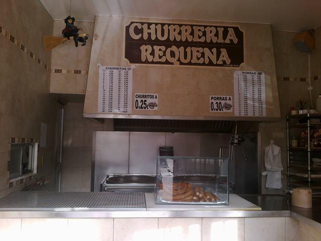 Churrería Requena