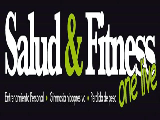 SALUD & FITNESS ONE LIVE