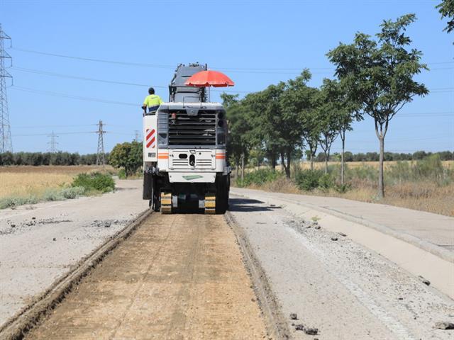 Comienzan las obras de la vía pecuaria de Perales compatibilizando su uso